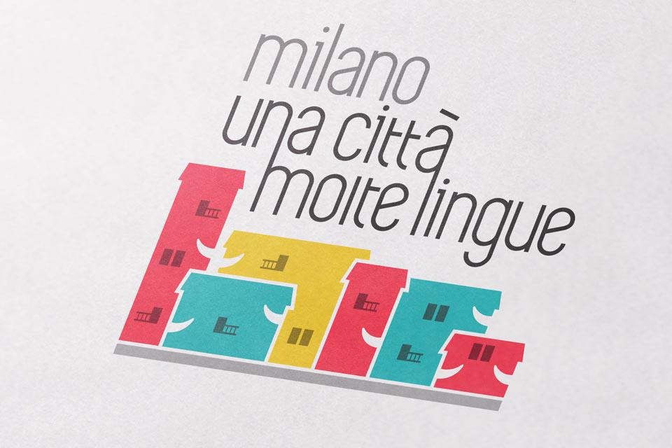 Milano, una città molte lingue